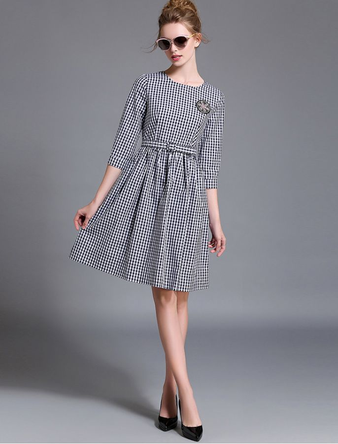 DAD-0041-my-little-gingham-retro-checkered-dress-1-686x900